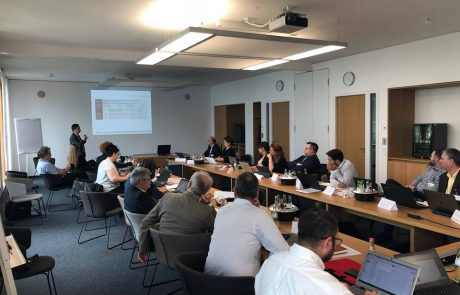 3rd technical meeting and 1st project review - dream project (3)