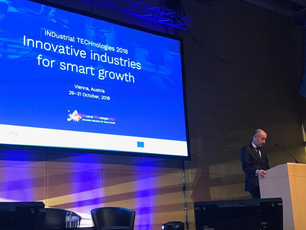 Industrial Technologies 2018
